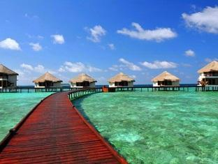 adaaran club rannalhi resort maldives - hotel exterior