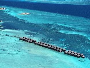 adaaran prestige ocean villas hudhuranfushi resort maldives - overview
