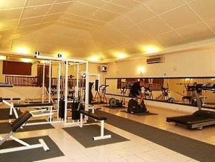 adaaran select hudhuranfushi resort maldives - gym