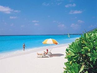 adaaran select meedhupparu resort maldives - beach