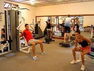 adaaran select meedhupparu resort maldives - gym