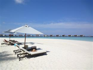 alila villas hadahaa resort maldives - beach