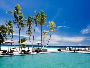 alila villas hadahaa resort maldives - main swimming pool