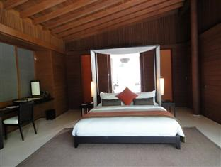 alila villas hadahaa resort maldives - park villa interior
