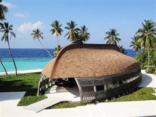 alila villas hadahaa resort maldives - reception