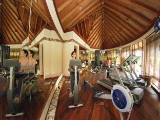 anantara dhigu maldives resort - fitness room