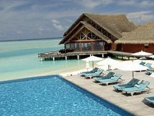 anantara dhigu maldives resort - swimmingpool