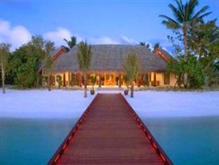 anantara dhigu maldives resort - welcome jetty
