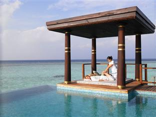 anantara kihavah villas maldives resort - 2bedroom water residence pevilion