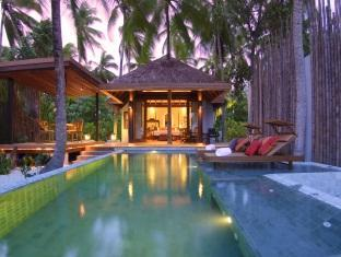 anantara kihavah villas maldives resort - beach pool villa