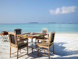 anantara kihavah villas maldives resort - plates restaurant