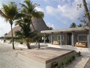 anantara kihavah villas maldives resort - restaurant