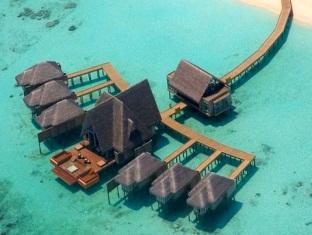 anantara kihavah villas maldives resort - spa aerialview
