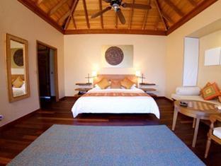 anantara veli maldives resort - deluxe over water bedroom