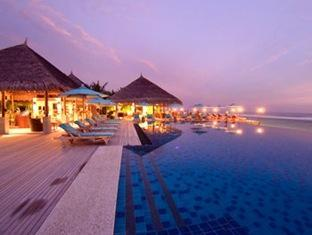 anantara veli maldives resort - dhoni bar and pool