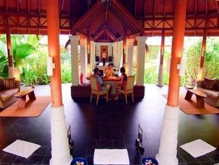 anantara veli maldives resort - spa reception