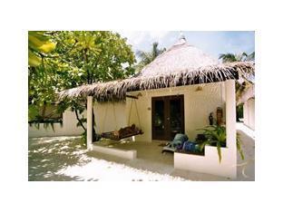 angaga island resort maldives - hotel exterior