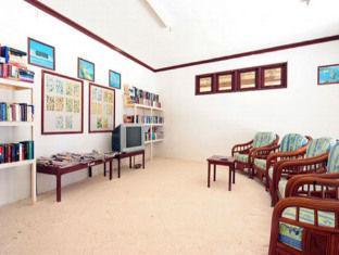 angaga island resort maldives - meeting room