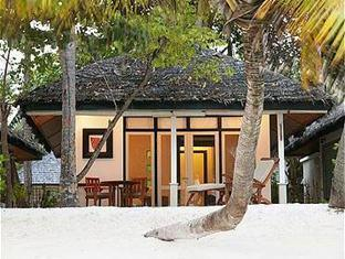angsana resort spa ihuru maldives - beach front villa exterior view