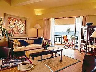 angsana resort velavaru maldives - living room