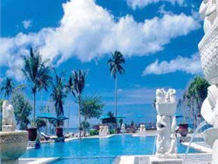 angsana resort velavaru maldives - swimming pool