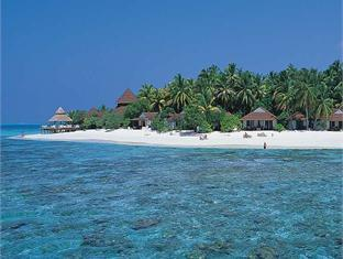 athuruga island resort maldives - beach