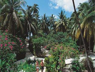 athuruga island resort maldives - garden