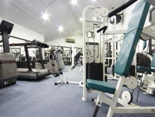 bandos island resort maldives - fitness room