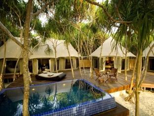 banyan tree madivaru resort maldives - guest room exterior