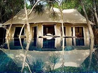 banyan tree madivaru resort maldives - hotel exterior