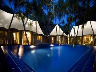 banyan tree madivaru resort maldives - swimming pool
