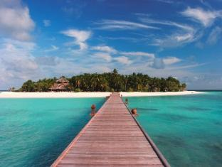 banyan tree vabbinfaru resort maldives - arrival jetty
