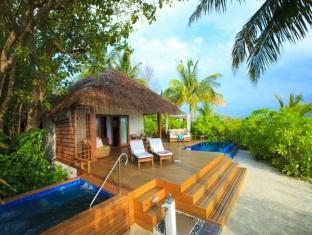baros maldives resort - baros premium pool villa