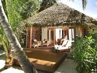 baros maldives resort - baros villa exterior