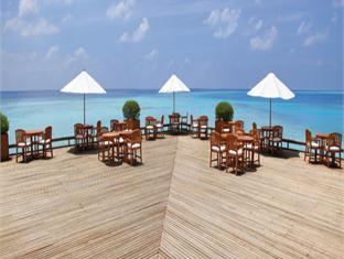 baros maldives resort - lime restaurant