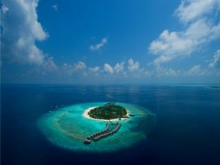 beach house waldorf astoria resort maldives - overview