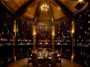 beach house waldorf astoria resort maldives - the cellar
