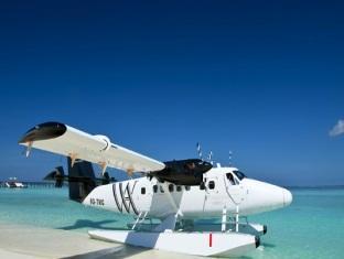 beach house waldorf astoria resort maldives - transfer