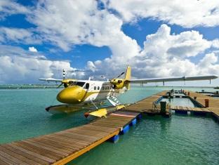 centara grand island resort maldives - arrival jetty