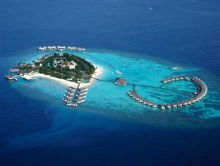 centara grand island resort maldives - overview