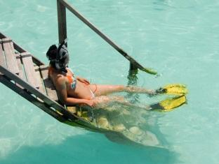 centara grand island resort maldives - surroundings