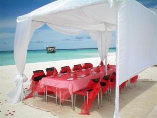 centara grand island resort maldives - wedding design
