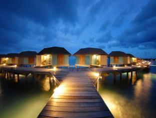 chaaya island dhonveli resort maldives - hotel exterior