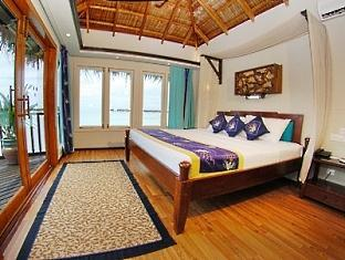 chaaya island dhonveli resort maldives - overwater suite