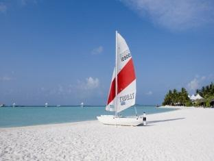 chaaya lagoon hakuraahuraa resort maldives - beach