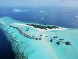 cocoa island resort maldives - overview