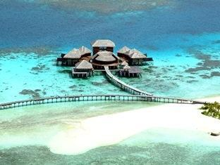 coco palm boduhithi resort maldives - aerial cocospa