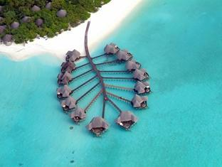 coco palm dhunikolhu resort maldives -aeriallagoon villa wing