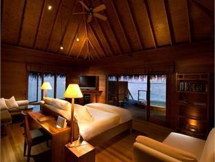 conrad resort maldives rangali island - guestroom