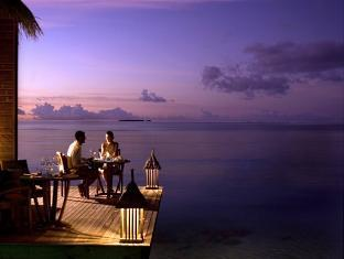 conrad resort maldives rangali island - madhoo spa restaurant